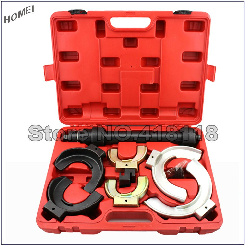 Professional Auto Tool Set Coil Strut Spring Compressor