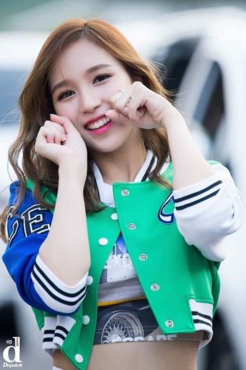 Minari Cheer Up Live Twice Pinterest Kpop Nayeon And Korean