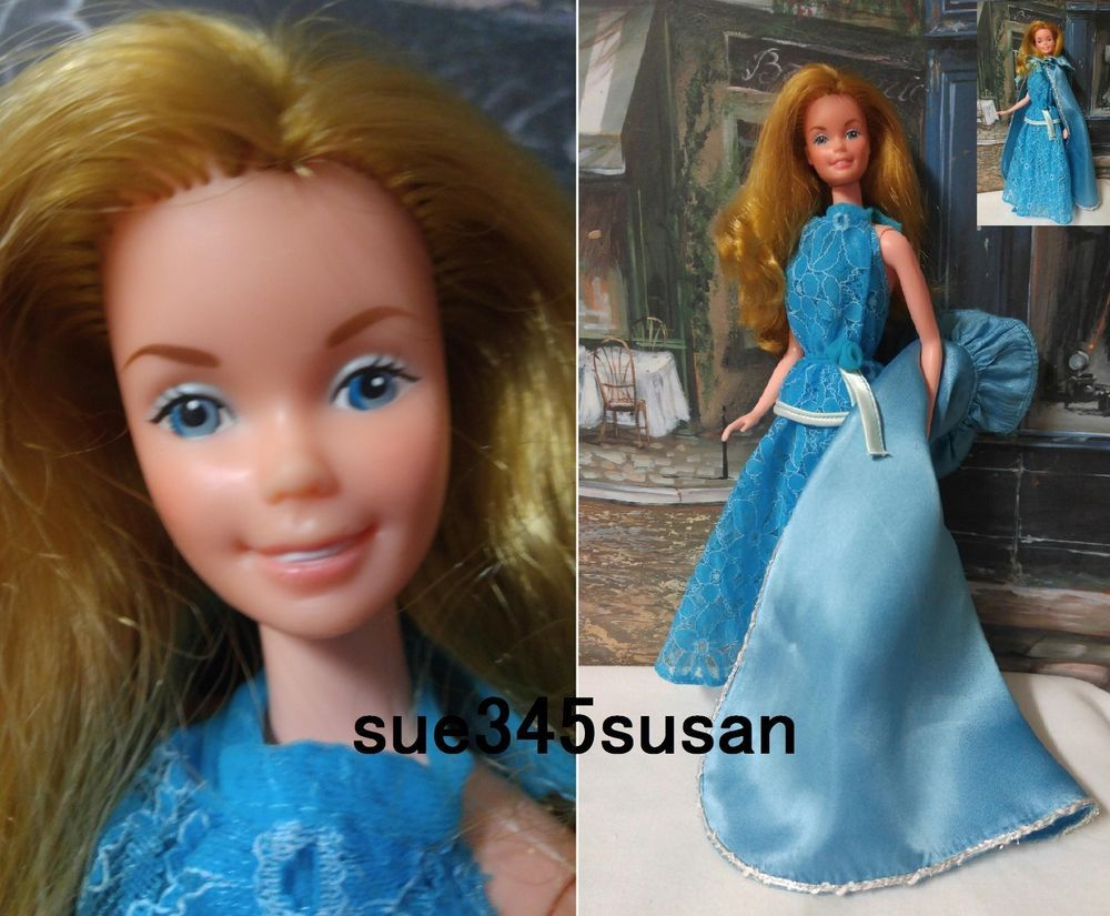 Vintage Barbie Doll European Standard Superstar #5336 in The Royal ...