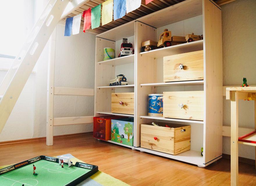 Tipps zum Einrichten für kleine Kinderzimmer (mit Bildern