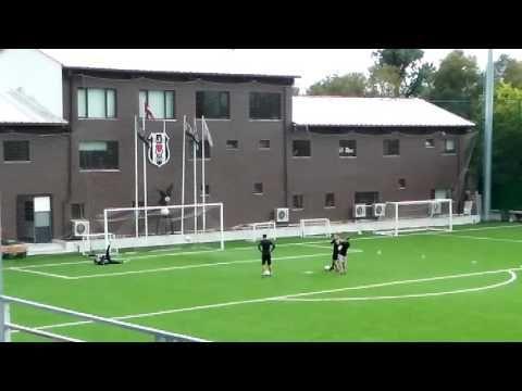 BJK U19 ANTRAMAN SONRASI PENALTI ATIŞLARI  2016