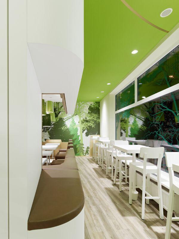 restaurant decor graphics fun - Buscar con Google | kashideas ...