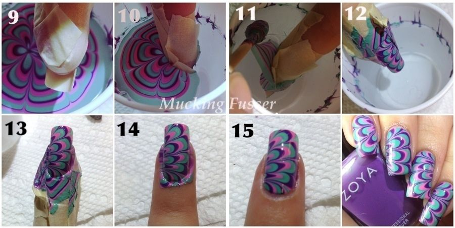 How to paint your nails: step by step guide