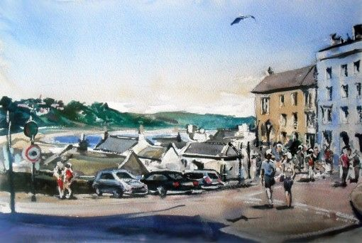Watercolour Artists Gallery - Anthony Barrow