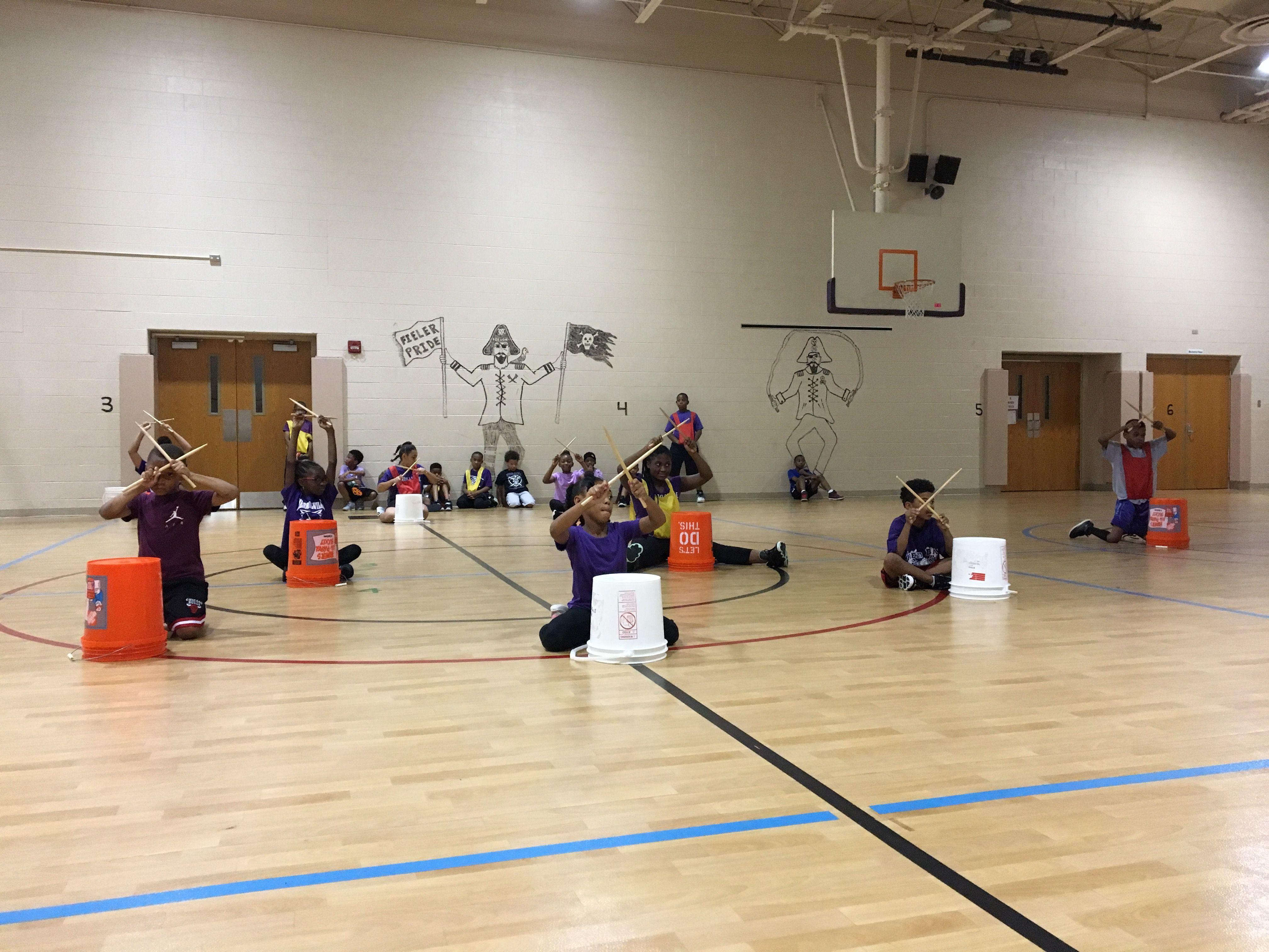Home Basketball camp, Dance camp, Basketball ball