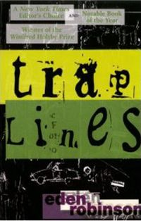Image result for traplines by eden robinson