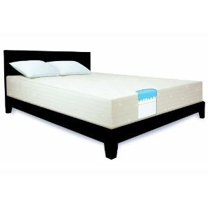 Best Mattress If You Have Hot Flashes Actually Keeps You Cool The Blue Color In The Memory Foam Layer Com Gel Memory Foam Mattress Layered Mattress Mattress