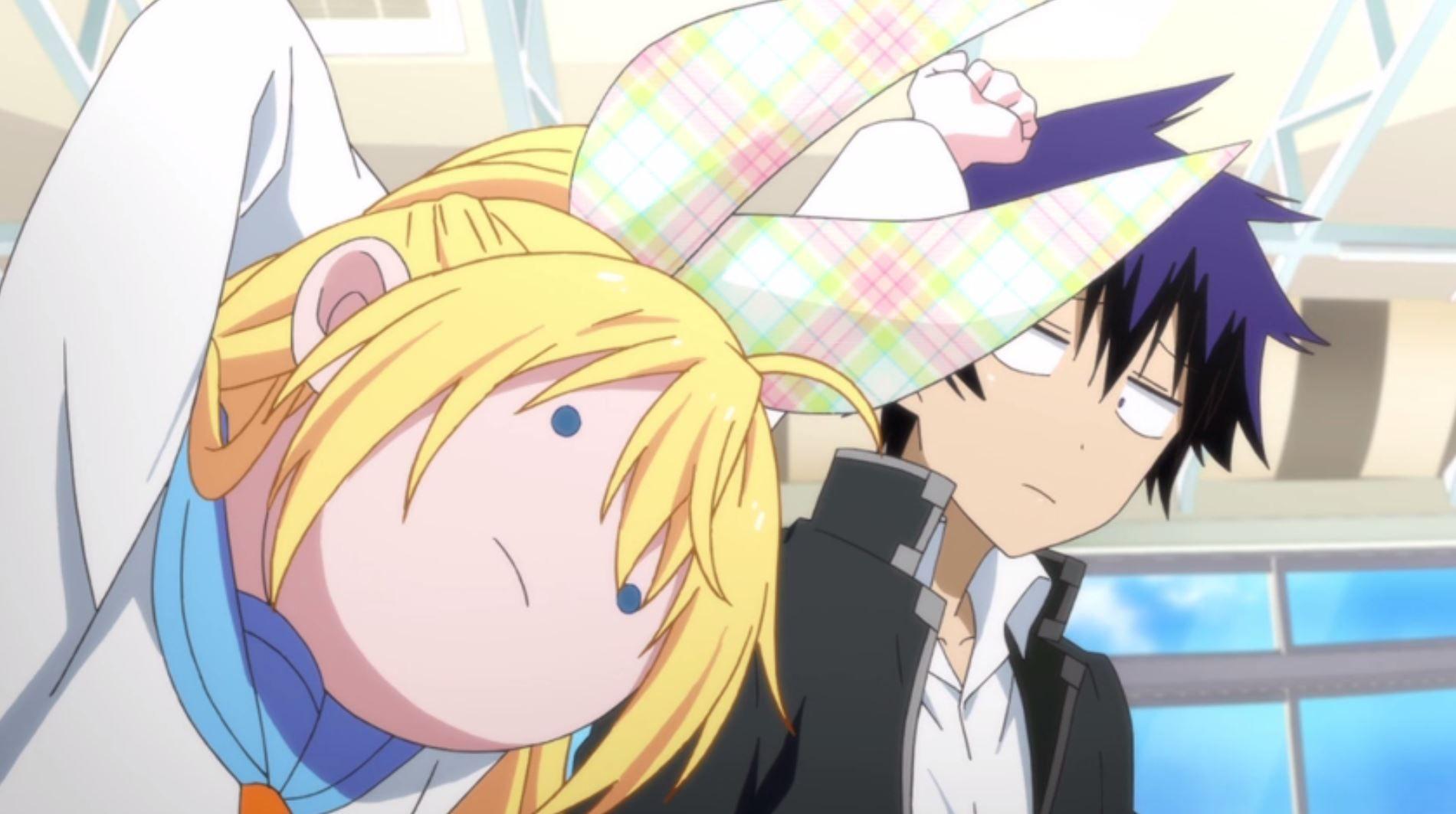 Nisekoi Season Two Review (Anime) Anime, Engraçado