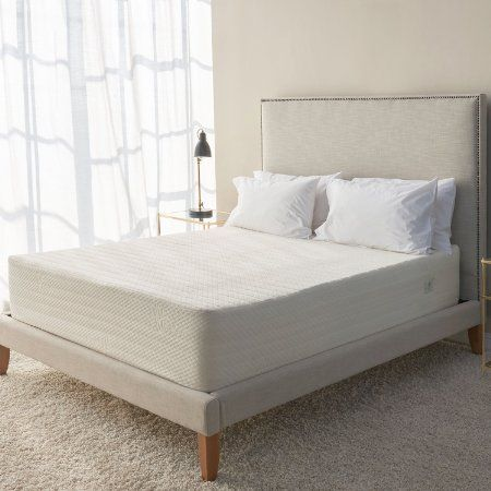 Amazon Com Brentwood Home Bamboo Gel 13 Memory Foam Mattress Made In California Quee 12 Inch Memory Foam Mattress Foam Mattress Memory Foam Mattress Reviews