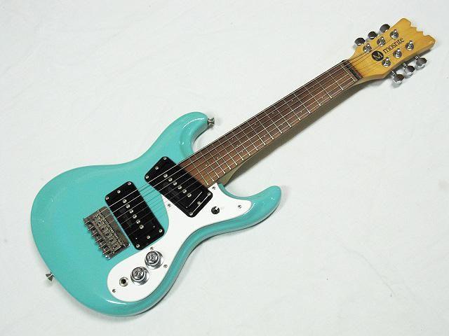 Mosrite mini guitar vintage custom shop reliced guitars mosrite mini guitar asfbconference2016 Images