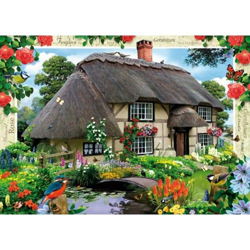 Country Cottage Collection - River Cottage