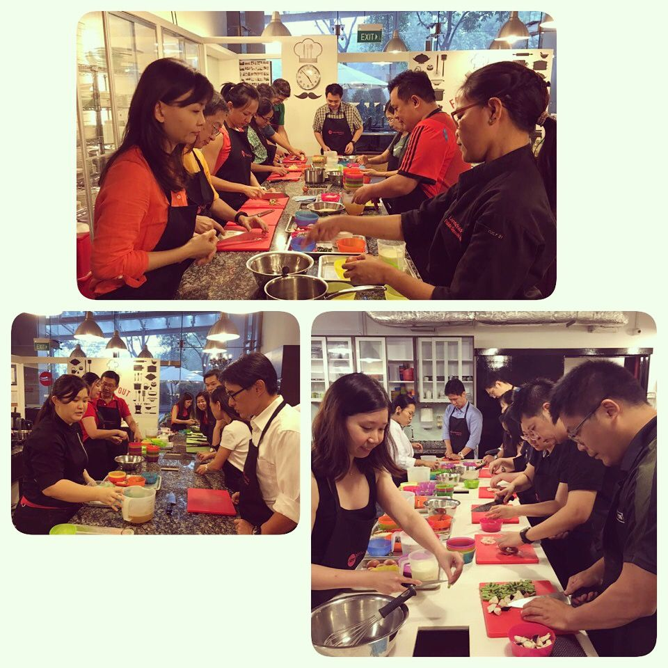 Cooking As A Corporate Team Building Activity Is More Than Just Fun