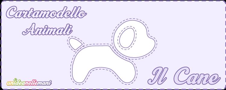 cartamodelli cane da stampare gratis: 3 sagome di cagnolino di ... - Decorazioni Su Stoffa