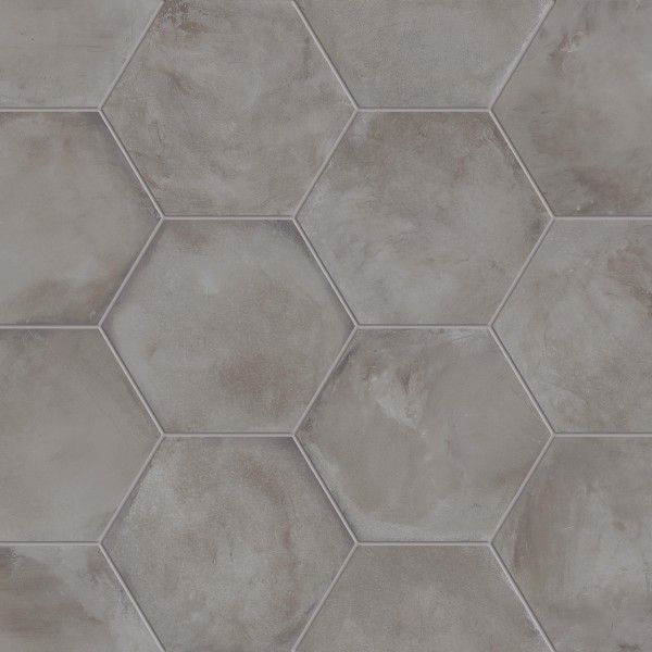 Concrete Hexagon Tile, Concrete Tile