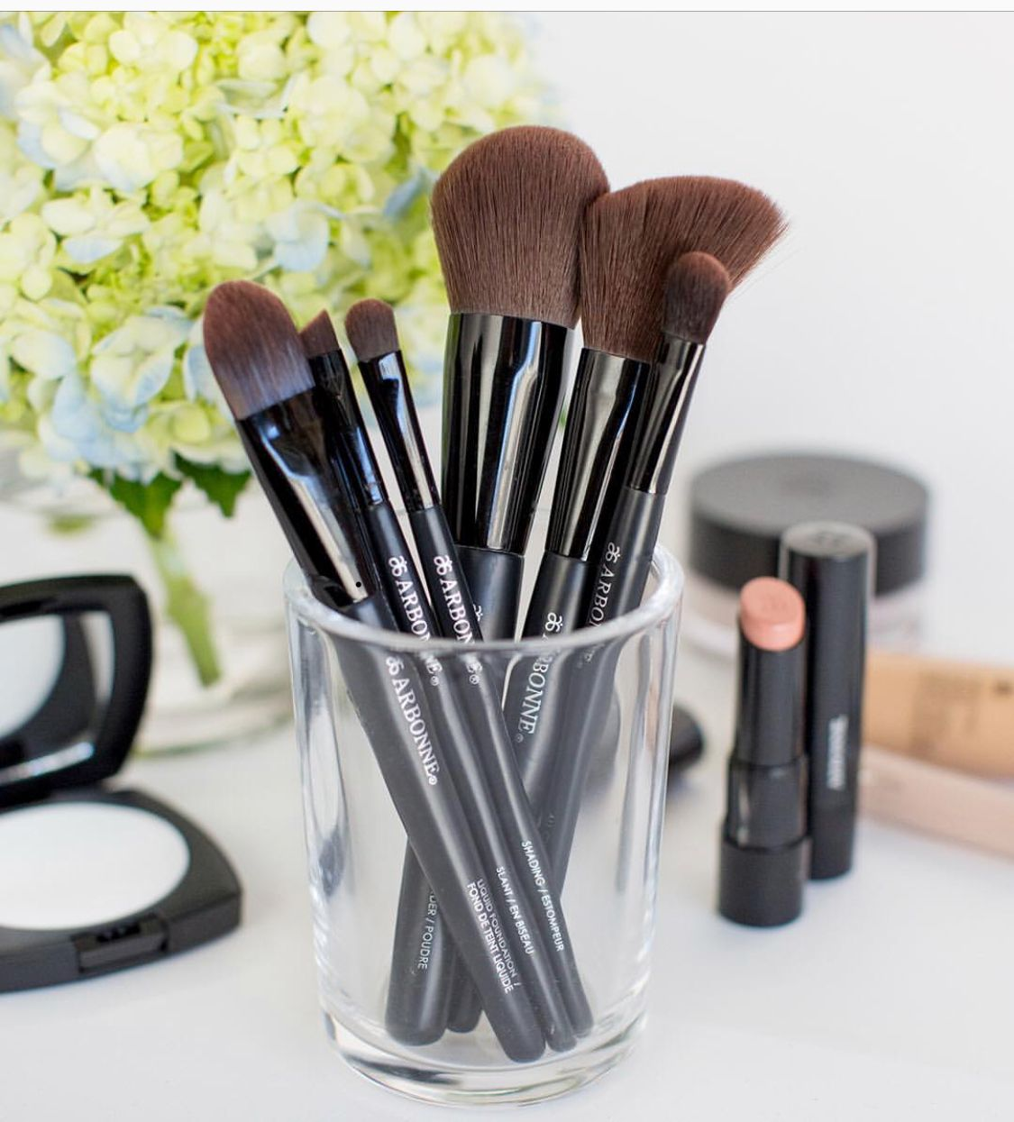 10 easy steps for clean and goodasnew brushes Arbonne