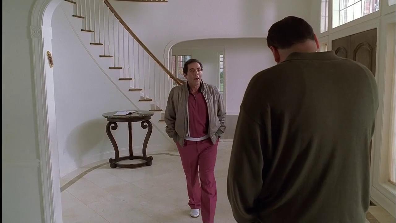 The Sopranos: Season 2, Episode 11 House Arrest (26 Mar. 2000)  David Proval, Richie Aprile,