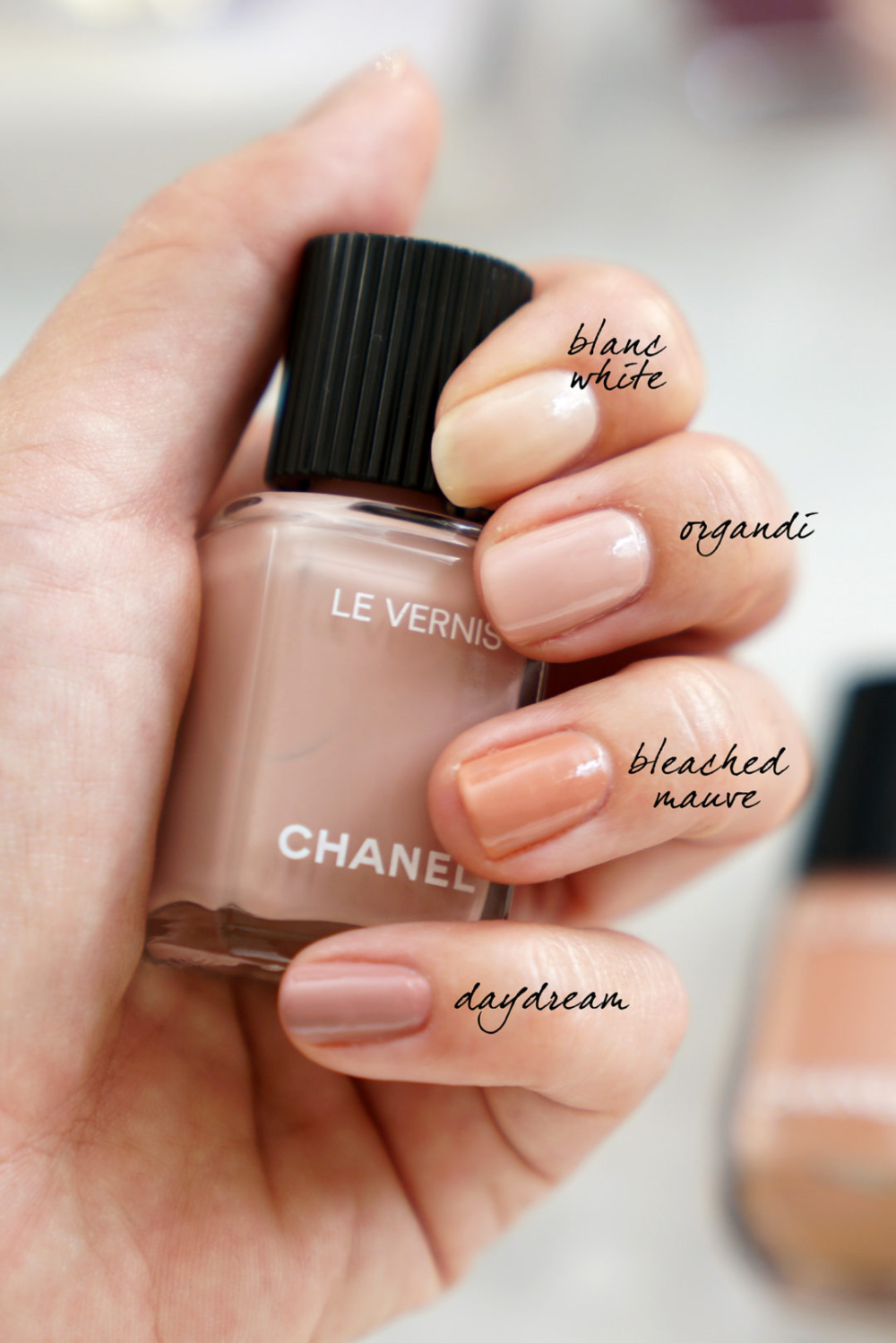 Best Chanel Le Vernis Neutrals + Soft Shades for Spring – The Beauty Look Book