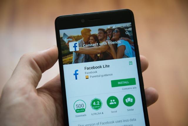 Facebook Lite & Messenger Lite for iOS 版下載教學和試用心得 (With