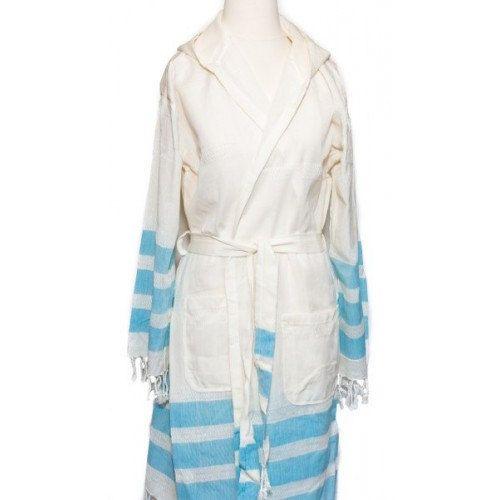 Hand-woven Turkish Towels Bath   Beach Robe by AZUREPESHTEMALS 618aad7d0