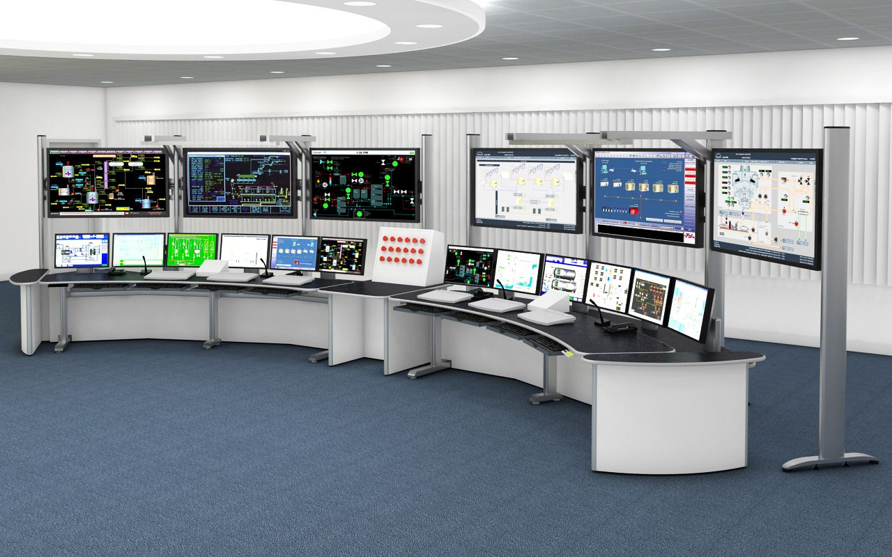 Oil And Gas Control Room Monitors Http Www