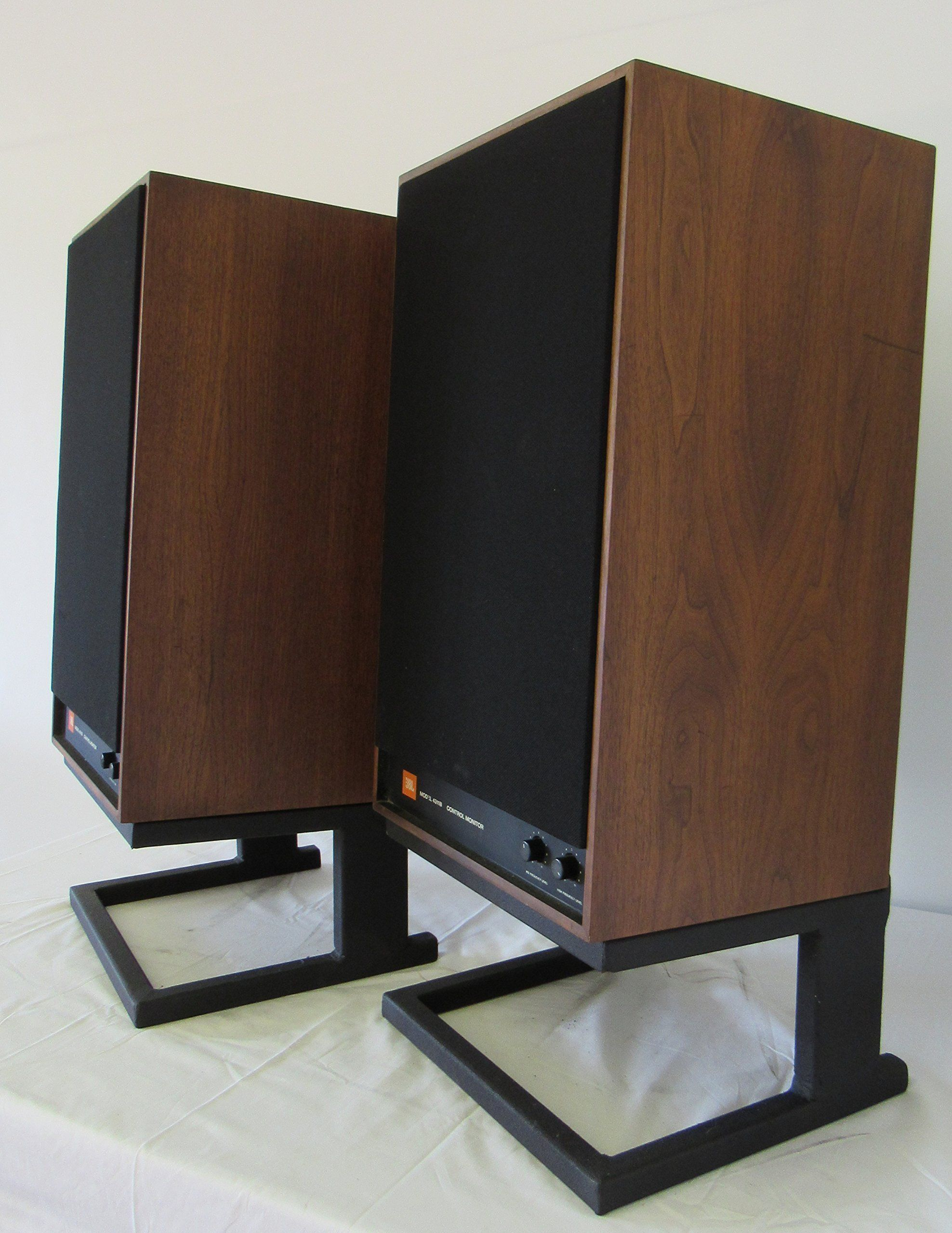 Steel Speaker Stands Type A for JBL 4310 4311 4312 Yamaha