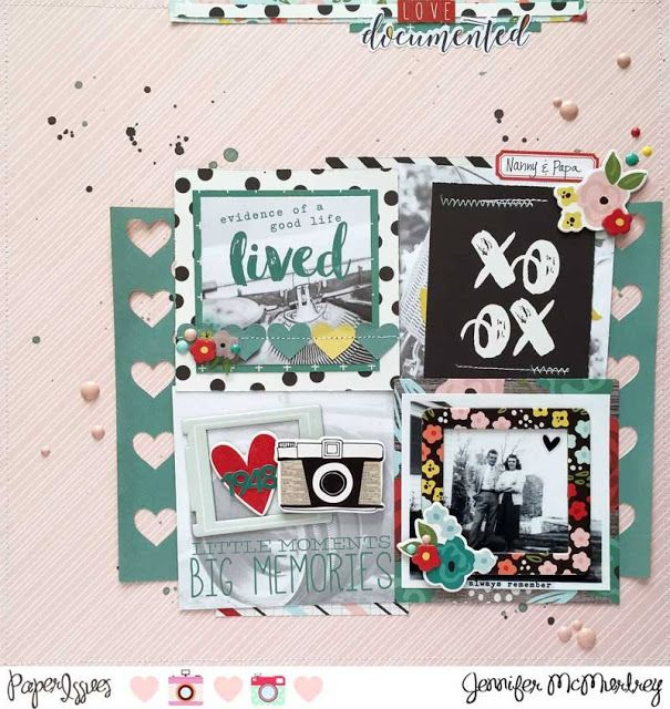 Paper Issues: Product Spotlight: Simple Stories Life in Color & Carpe Diem @jenmcmurtrey