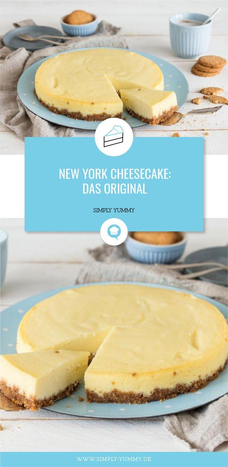 New York Cheesecake: Das Original