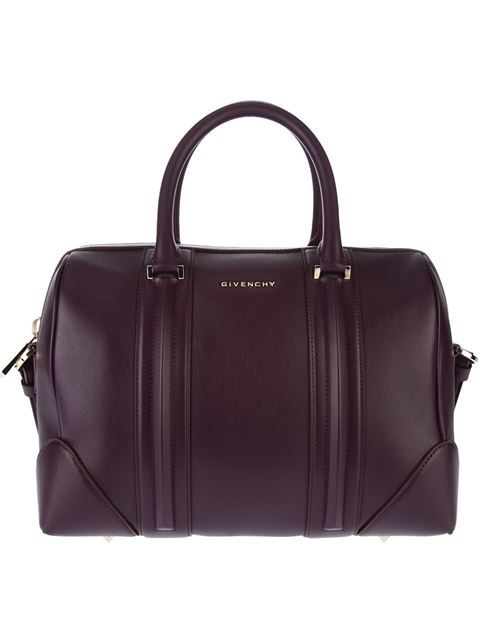 3f231af2527 Shop Givenchy  Lucrezia  bowling bag in from the world s best independent  boutiques at farfetch.com. Shop 300 boutiques at one address.