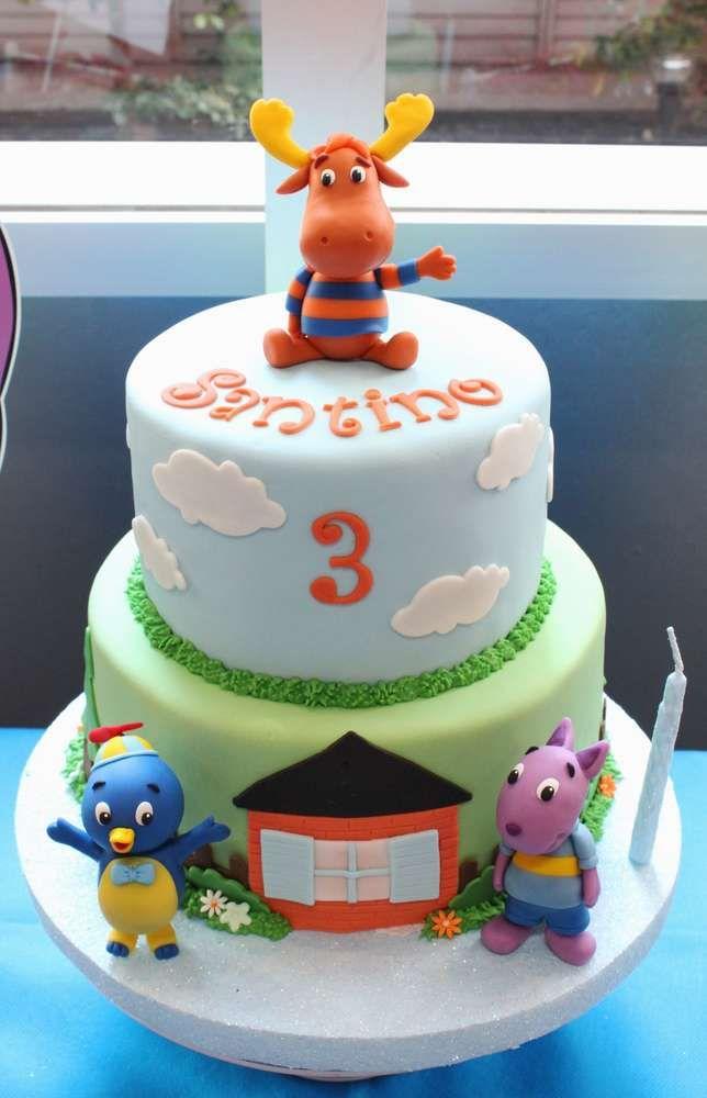 Backyardigans Birthday Party Ideas | Backyardigans party ...