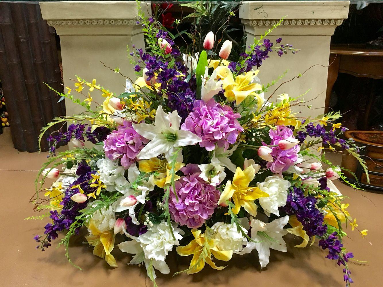 Pin by TESSA on FLORAL BOUQUETS | Pinterest |Large Spring Floral Arrangements