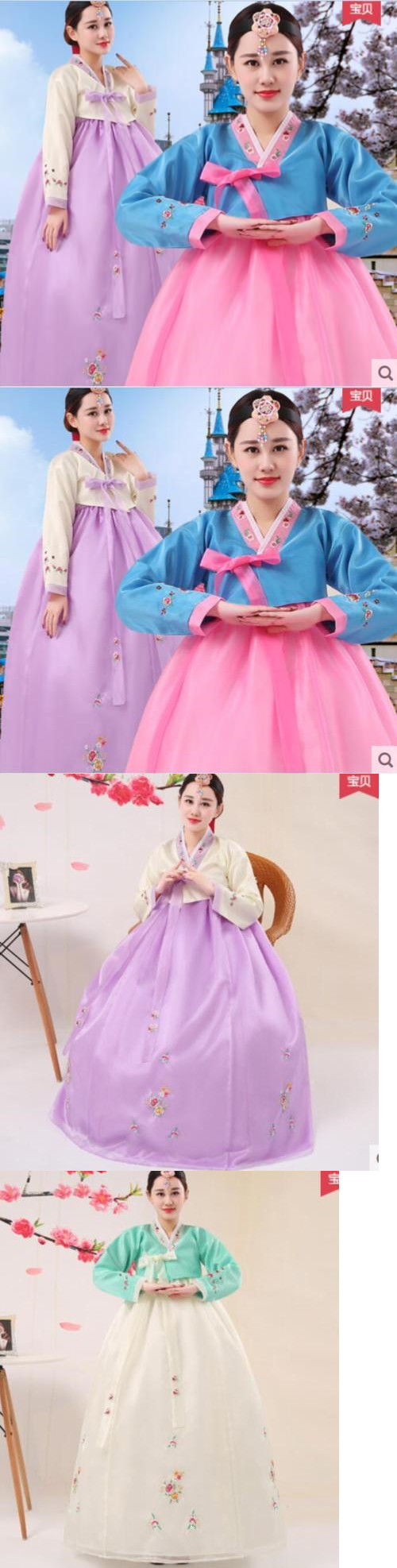 Other asian and pacific clothing new korean ancient costume