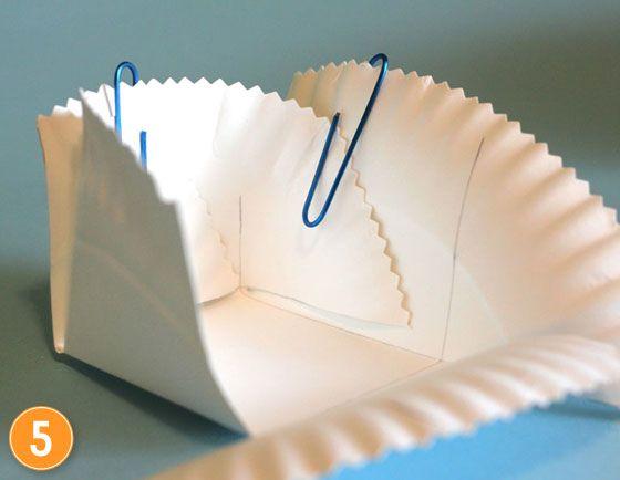 DIY Paper Plate Basket Tutorial & DIY Paper Plate Basket Tutorial | Paper plate basket Diy paper and ...