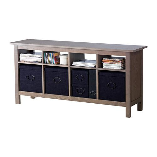 Lounge Or Sitting Room Cover With Tv Console Sofa: HEMNES Sofa Table - Gray-brown - IKEA