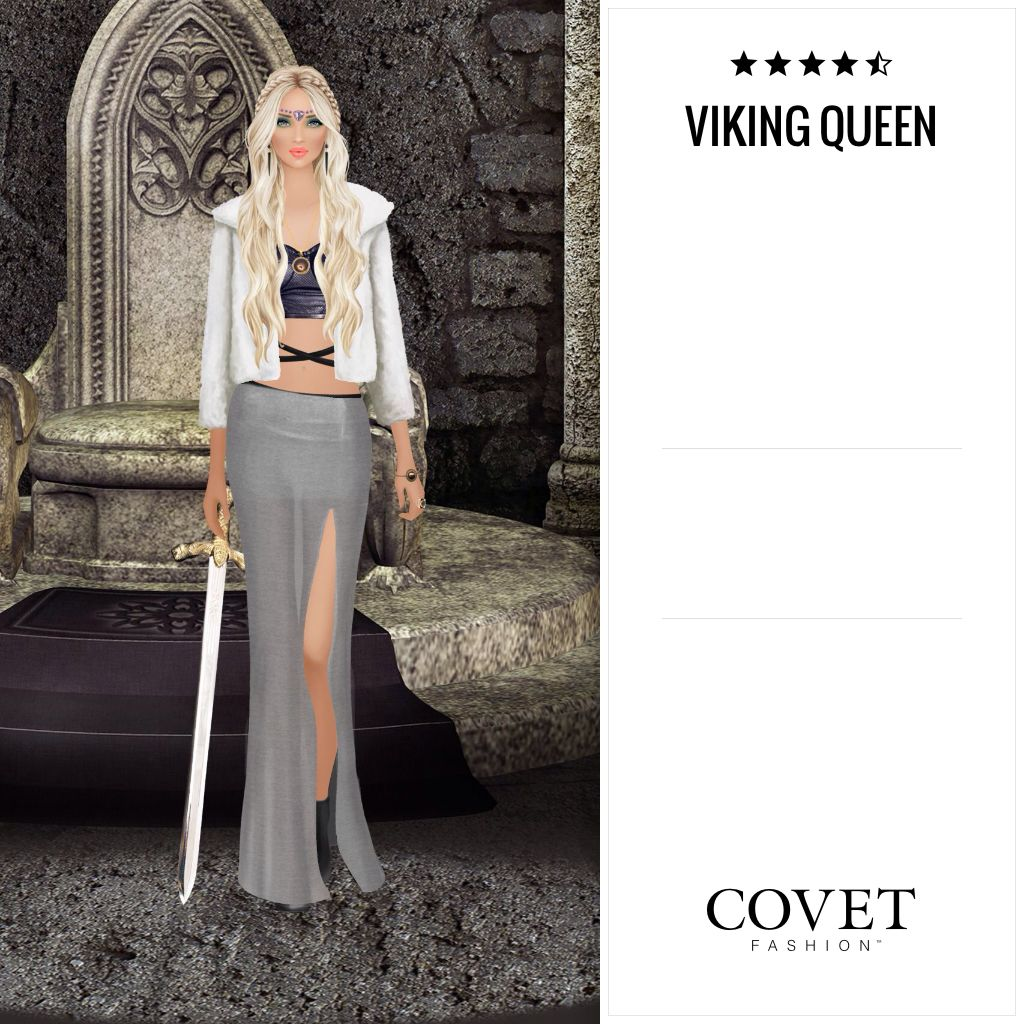 Viking Queen Covet Fashion Fashion Viking Queen