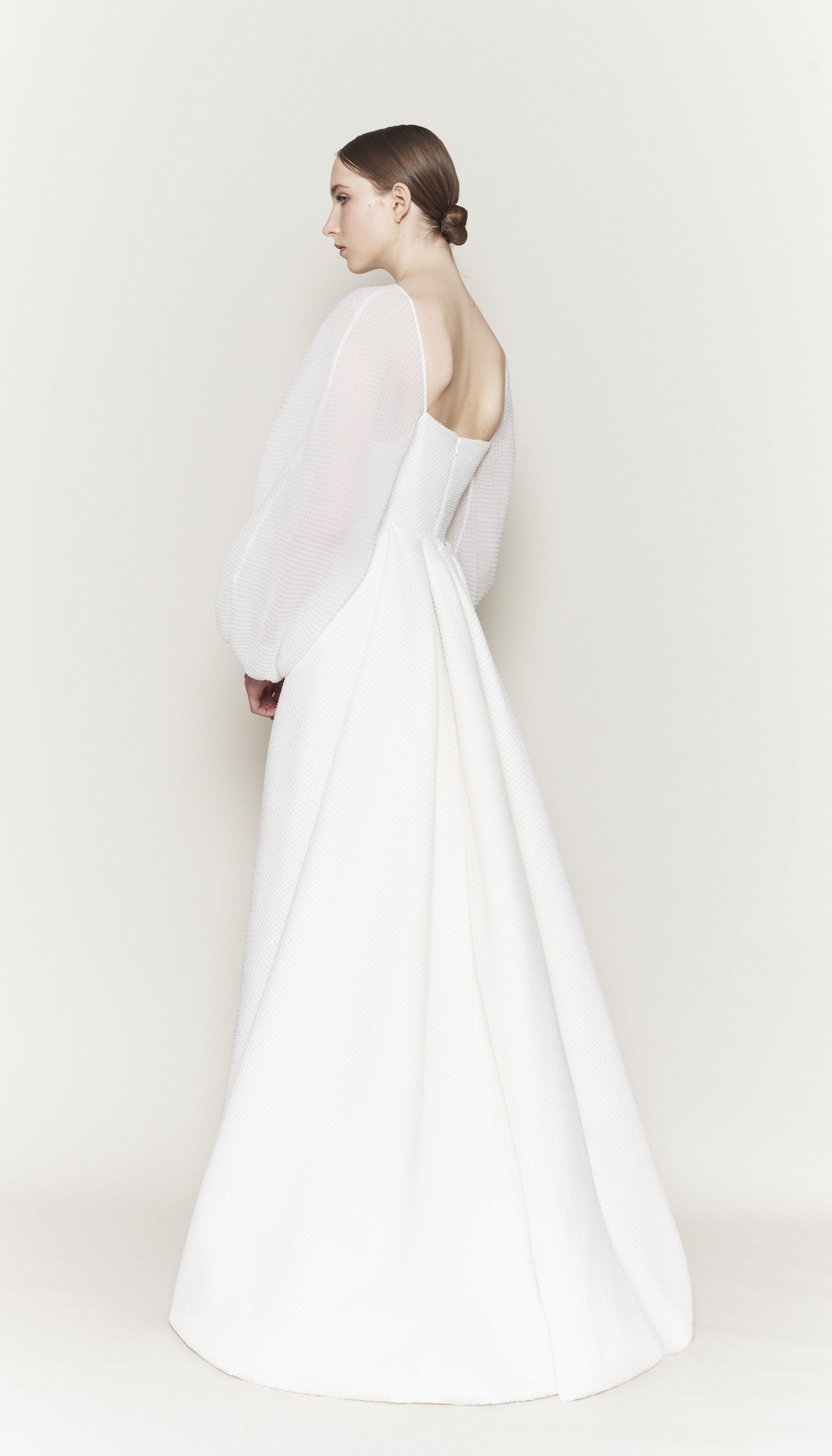 Emilia Wickstead Wedding Dresses Bridal Spring 2018 Brides