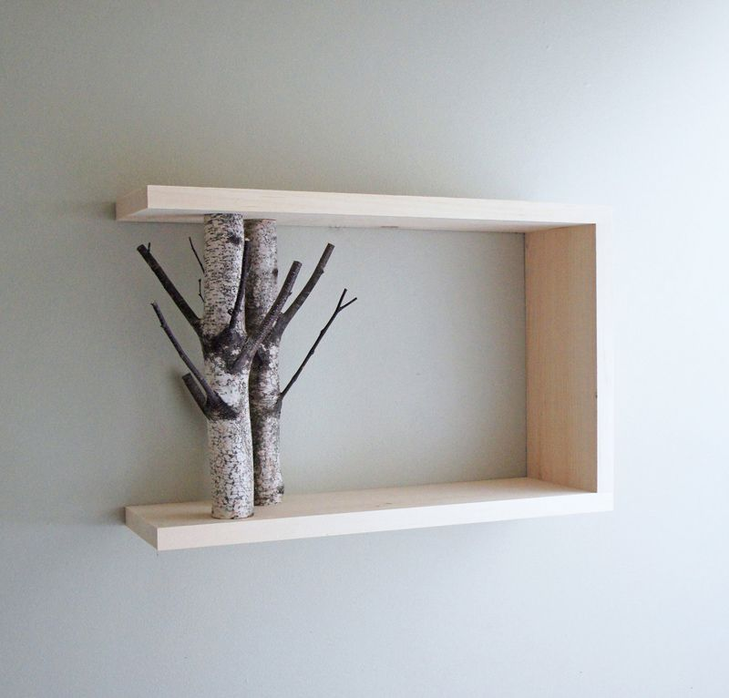 10 Unique DIY Projects Featuring Birch Wood | Http://www.designrulz. Home Design Ideas
