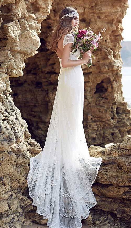 Gelinlik Modeleri-22 #grecianweddingdresses
