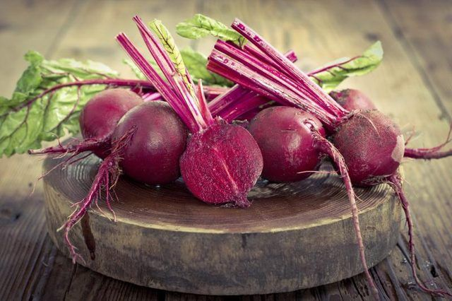 foods rich in nitric oxide
