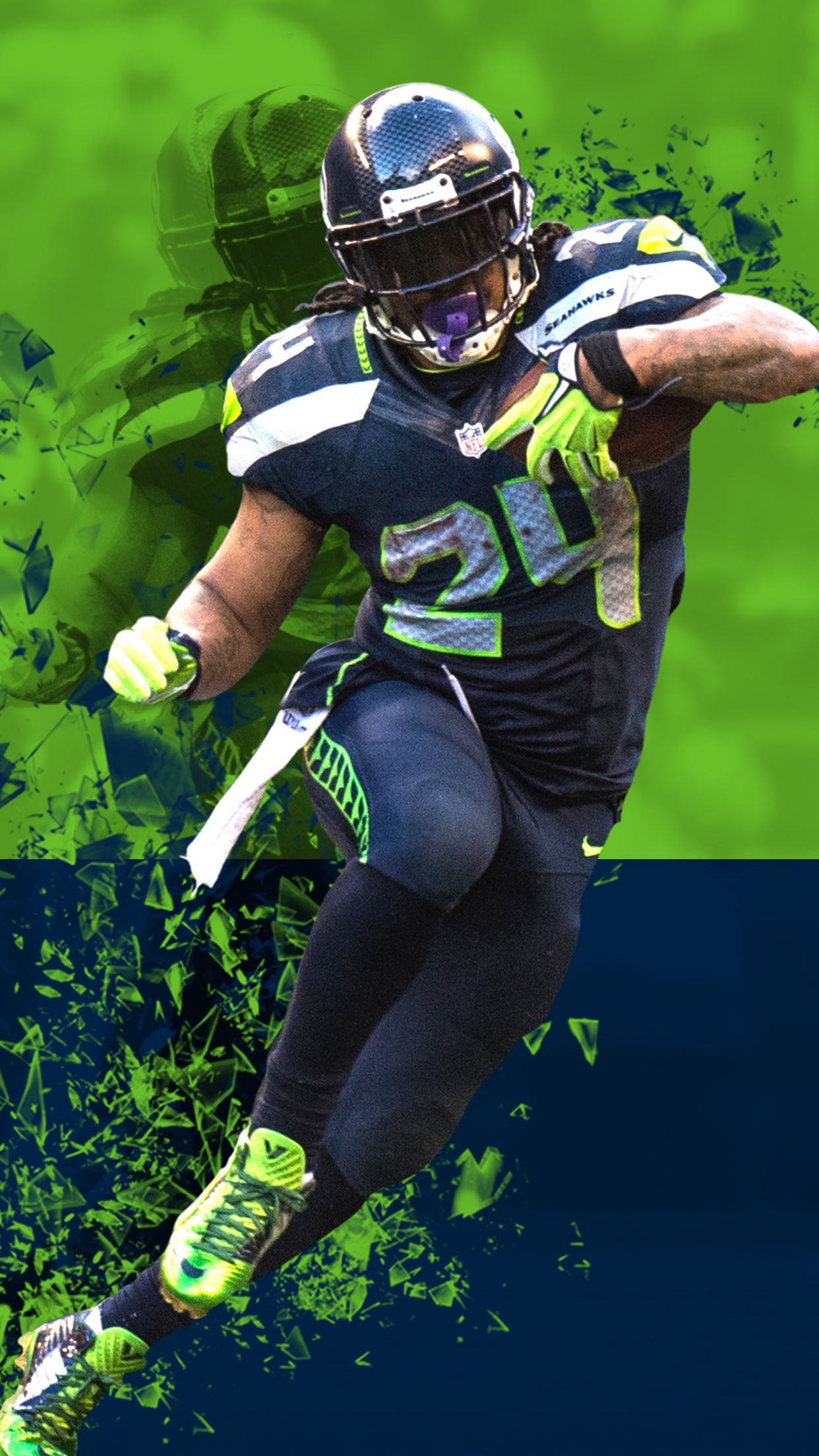 70+ Seahawks iPhone Wallpapers Download at WallpaperBro