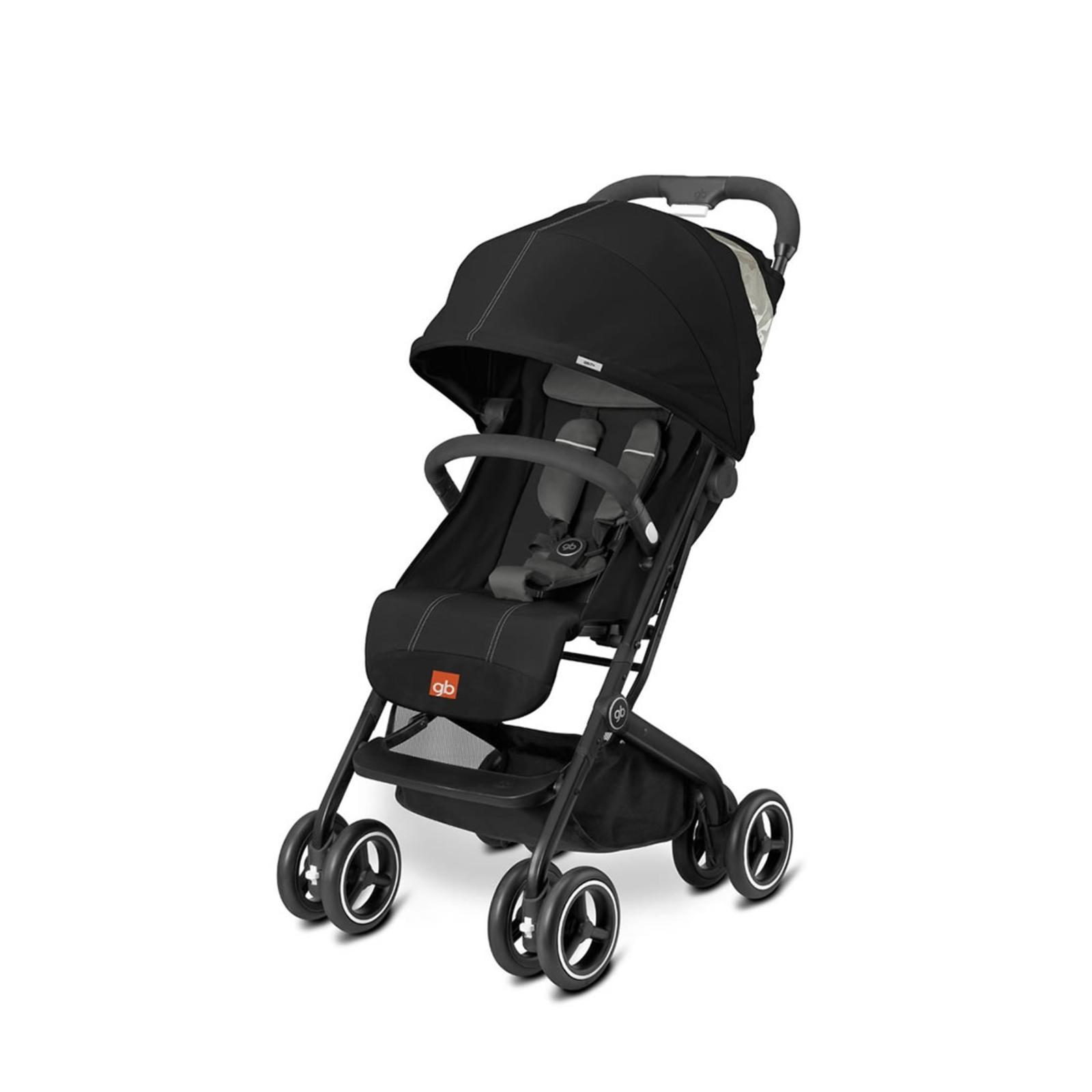 Carrinho de Bebê Travel System Qbit GB Preto Carrinho de
