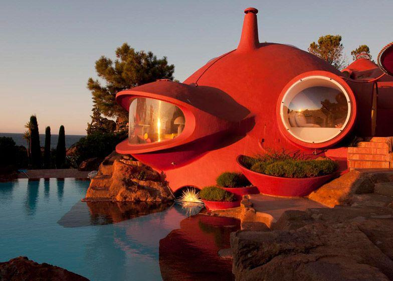 Antti Lovag Bubble House / Odile Decq