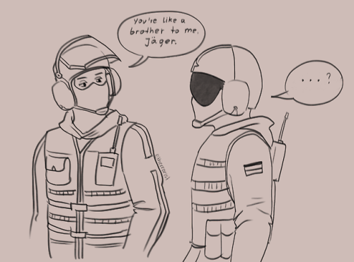 Etherrorist I Almost Feel Sorry For Making Jager Suffer In