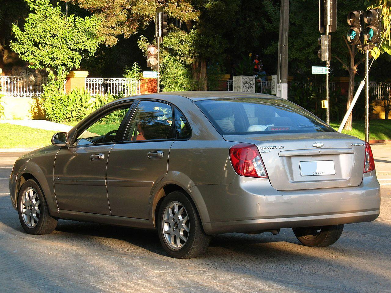 Chevrolet Optra 1 6 2008