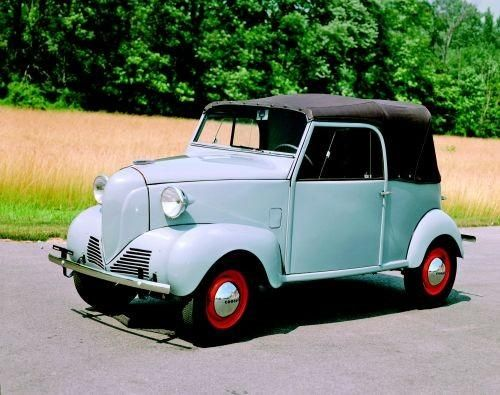 An Appliance to Car About - 1939 Crosley