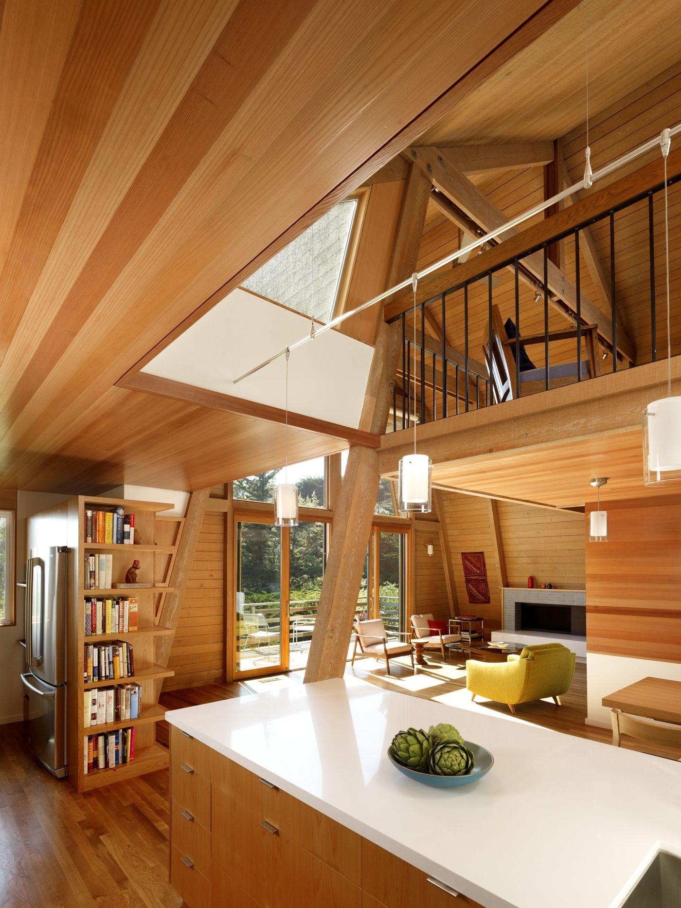 Corner window kitchen sink  clean lines and wooden comfort  kitchen remodel bay area ca