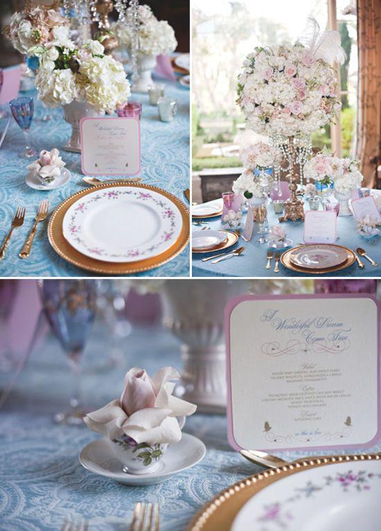 Ideas For A Cinderella Themed Wedding Disneyland Theme