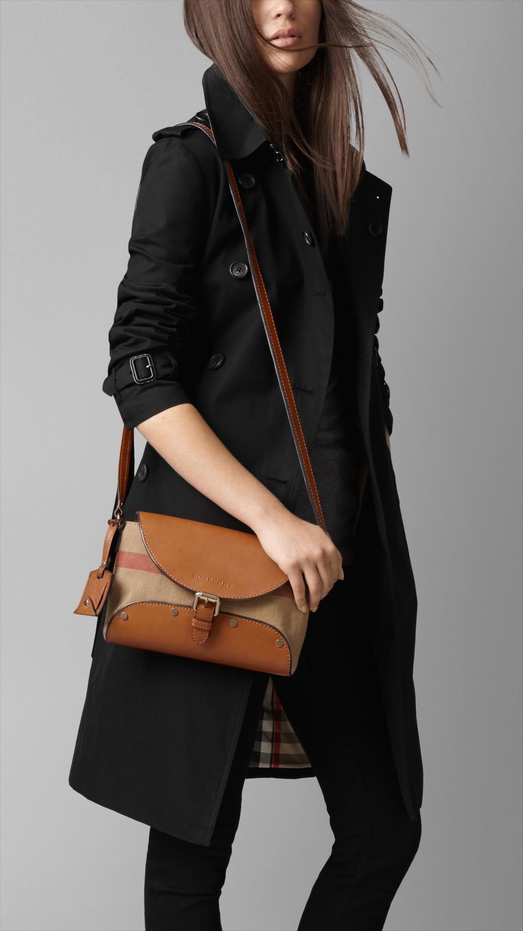 7e292c9d8 Burberry - All Bags | Style | Burberry crossbody bag, Leather ...