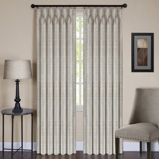 ACHIM Parker Pinch Pleated Window Curtain Panel - Free Shipping On Orders Over $45 - Overstock.com - 19063927 - Mobile