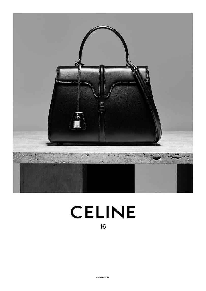 Hedi Slimane s Debut Celine Handbag Has A Name And A Launch Date ... 9c031be3f643f