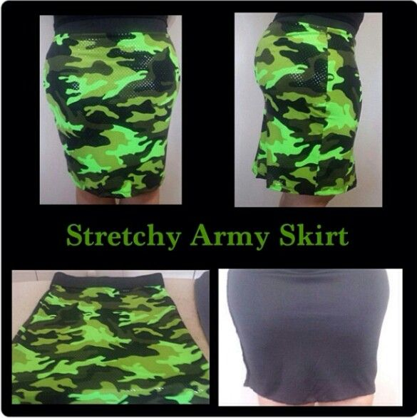 New Item At Just Michelle Stretchy Knit Army Skirt... This Skirt is perfect for spring/summer... It is lined and has a thick piece of elastic at the top to allow comfort and stretch ... Come check out at www.justmichelle.net and order yours today... If your interested in a custom order stretchy skirt direct message me to set an order up... . #fashion #skirt #army #green #fahionable #knit #ordernow #justmichelle #etsy #instafashion #instalike #custom #order #springfashion #summerfashion